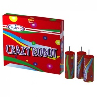 Crazy Robot (цена за 12шт)