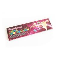 Цветной бенгальский огонь 16 см (6 шт. в упаковке)